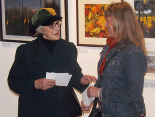 Winner of Vera Skinner Prize @Black Swan Gallery with Frome Art Society