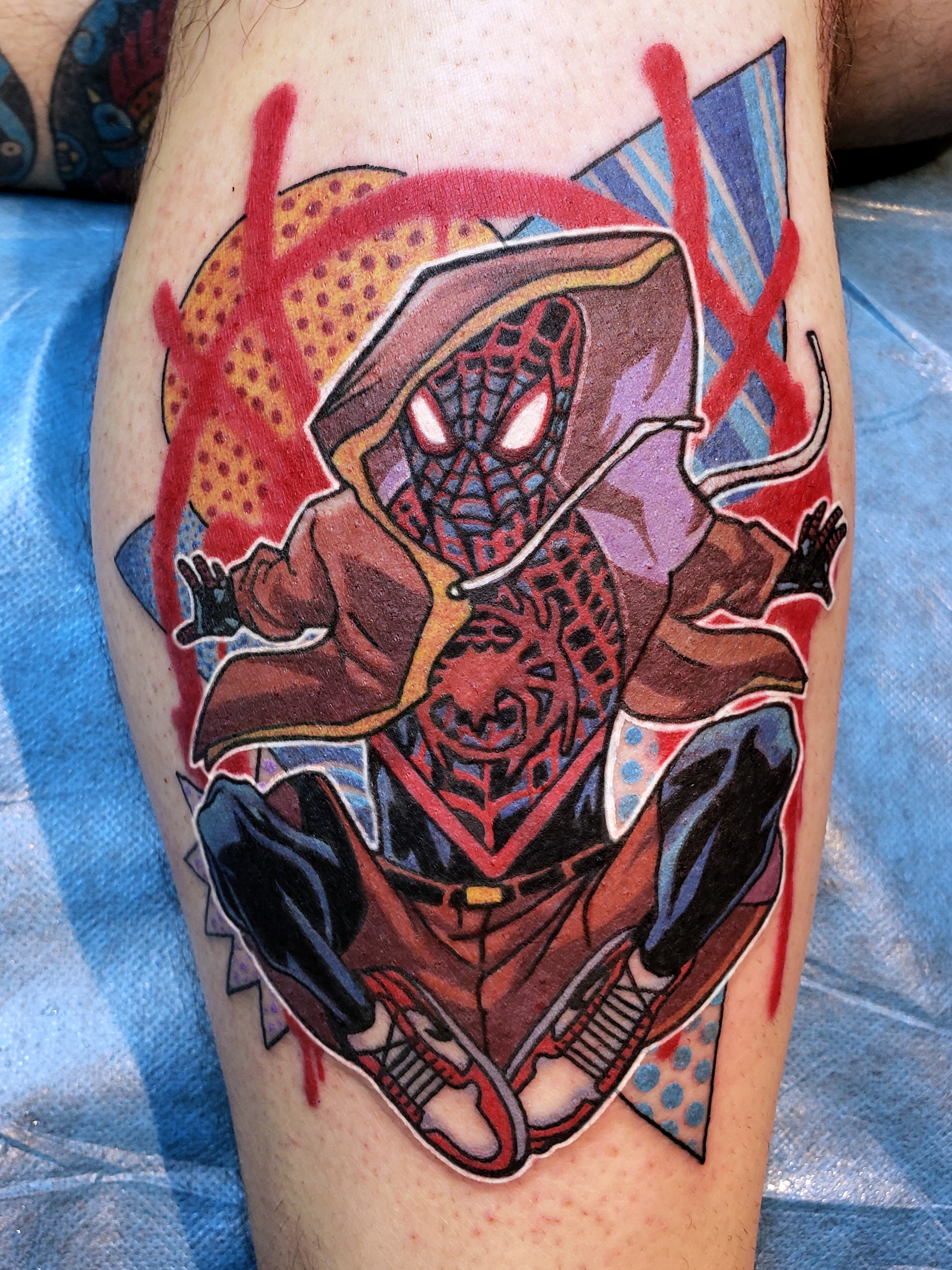 spierman tattoo