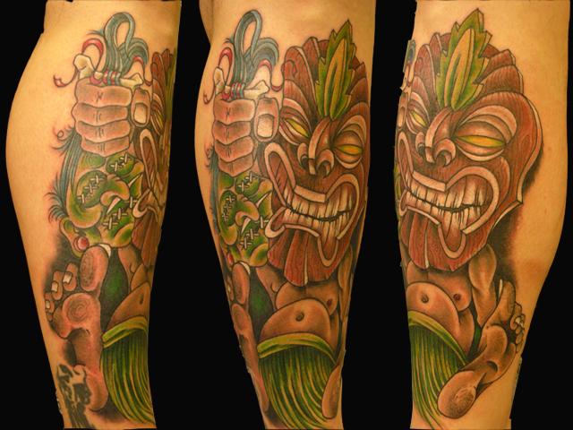 Tiki Tattoo