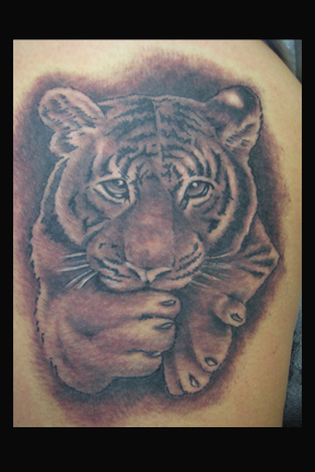 Tiger Tattoo