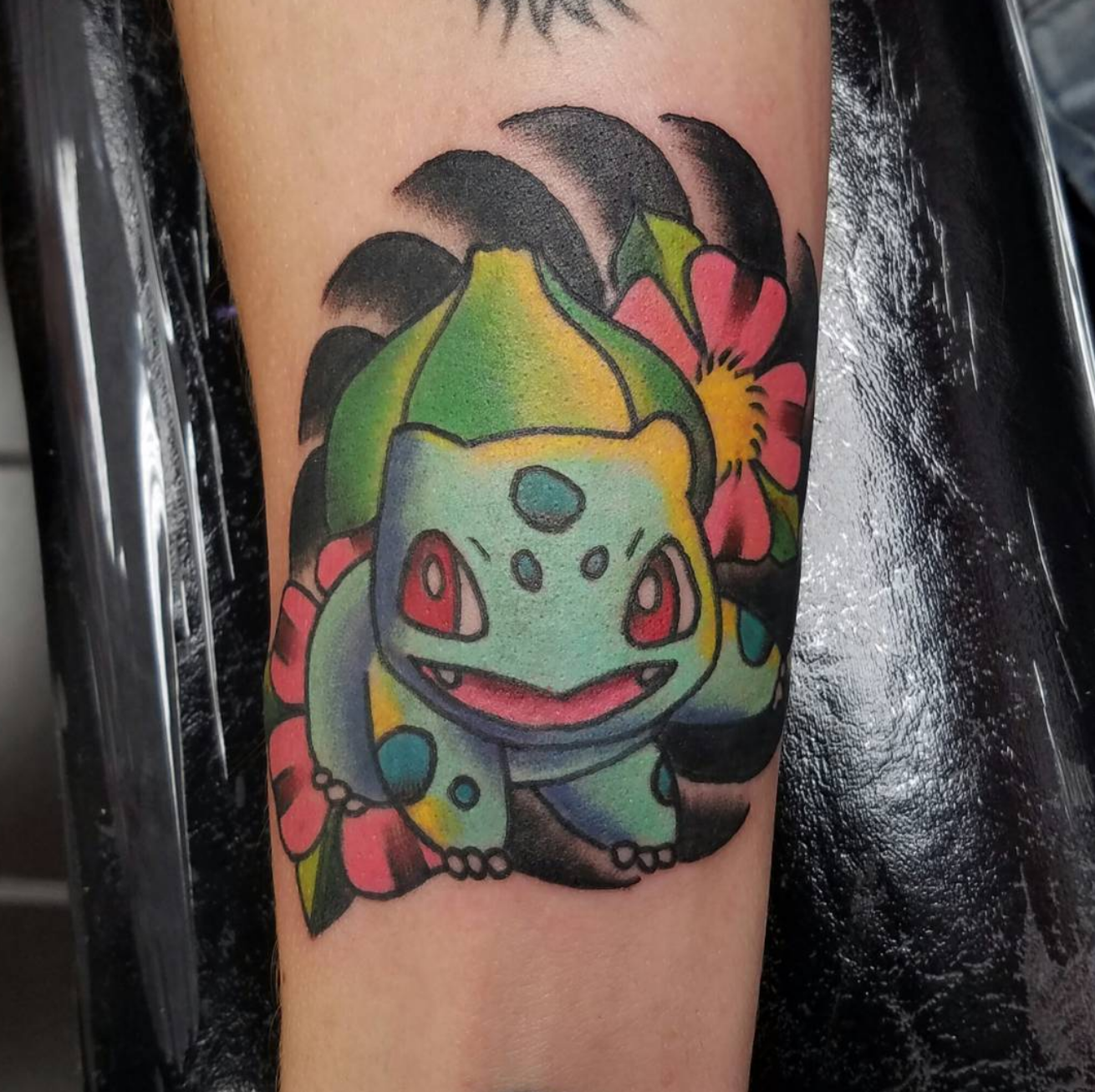 pokiemon tattoo