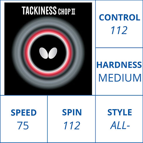 Tackiness Chop II