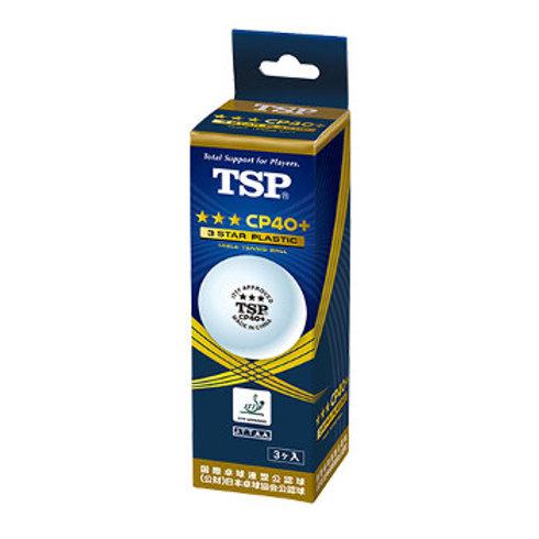 3 Palline TSP 3 Stelle CP40+