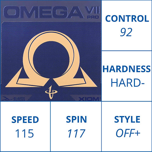 Omega VII Pro
