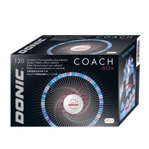 120 Palline Donic  Coach