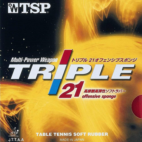 Triple Spin 21