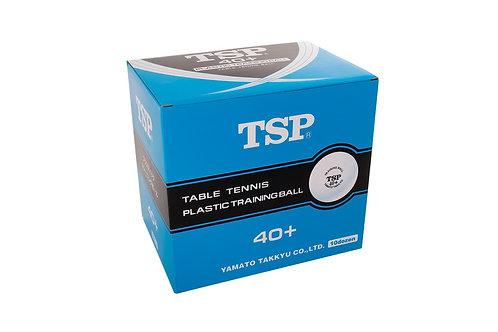 120 Palline Tsp 40+ Plastic