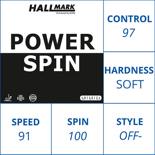 POWER SPIN