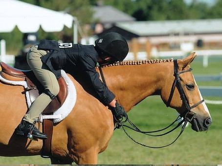 A young Rider's Perspective