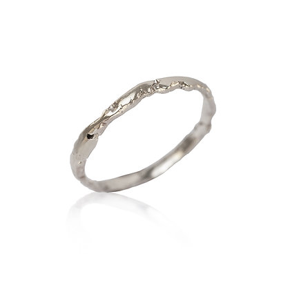 Raw Gold Ring
