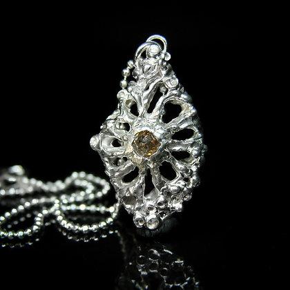 Brown Diamond Necklace