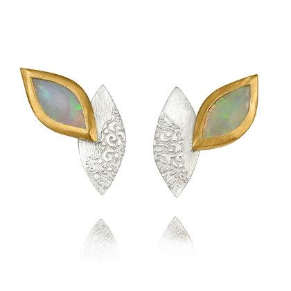 EVERGREEN | Opal Earrings