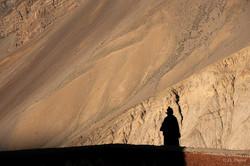 ddupre-Soir du moine au Zanskar