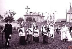 Les servants de messe