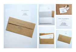 Koh Munnork envelope design