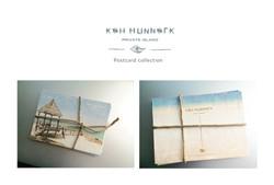 Koh Munnork postcard design