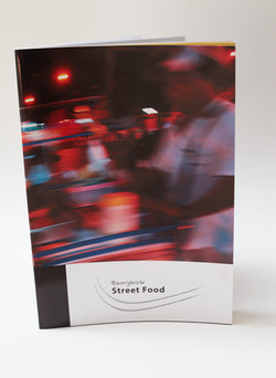 Cover - Bangkok Street Food