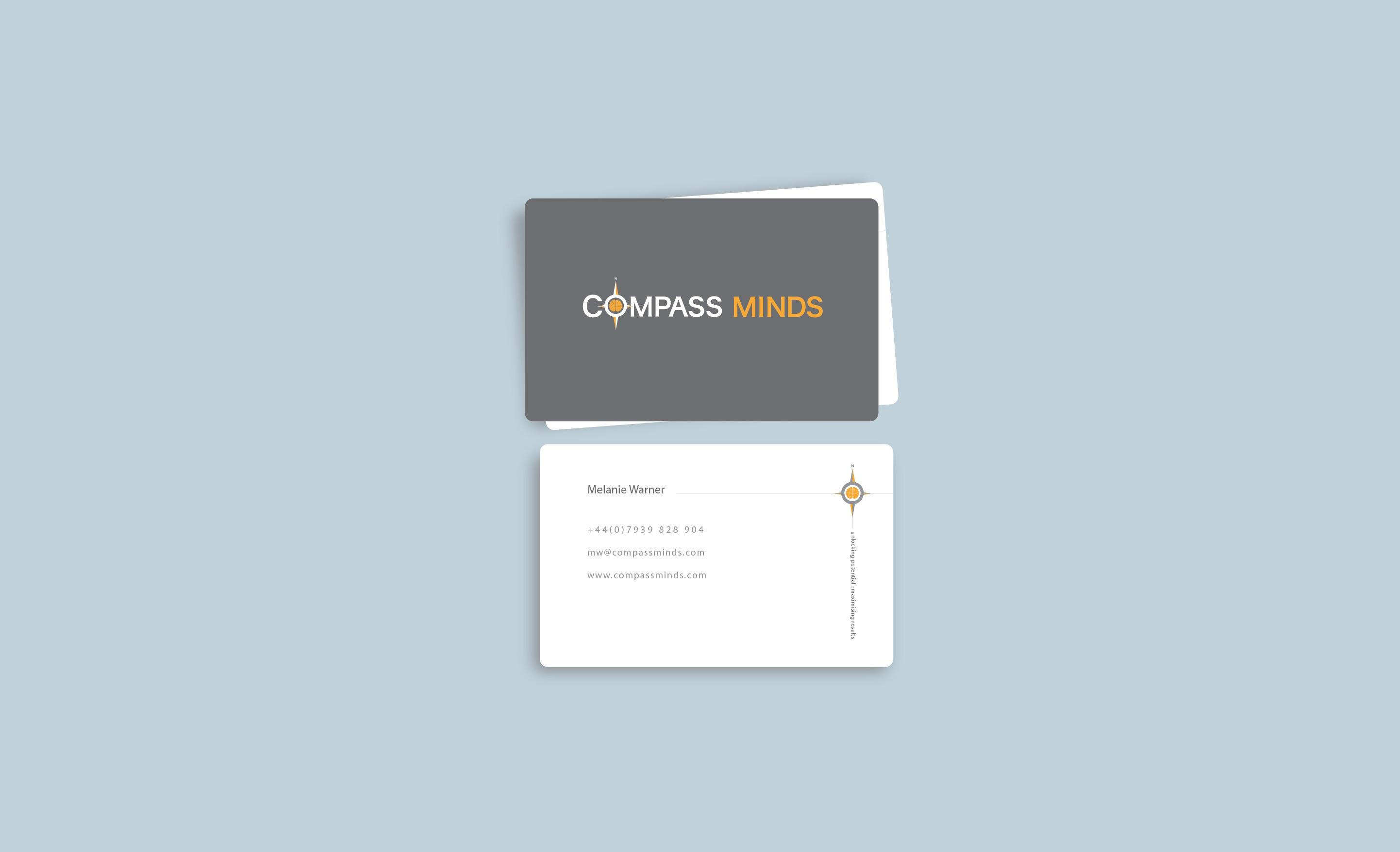 Compass Minds - Business card