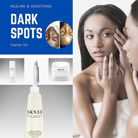Dark Spot Healing Kit