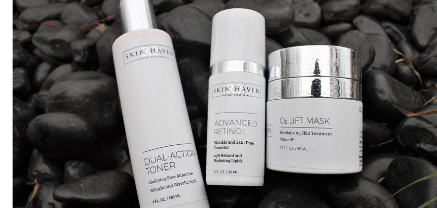 Skin Haven Healing & Oxygen skincare