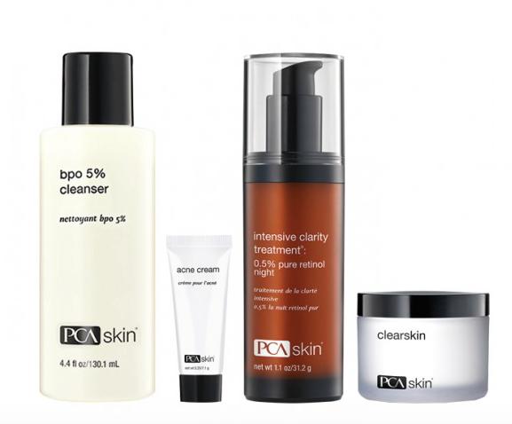 PCA skincare acne kit