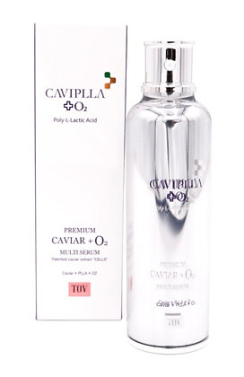 CAVIPLLA Caviar + Oxygen Serum Treatment