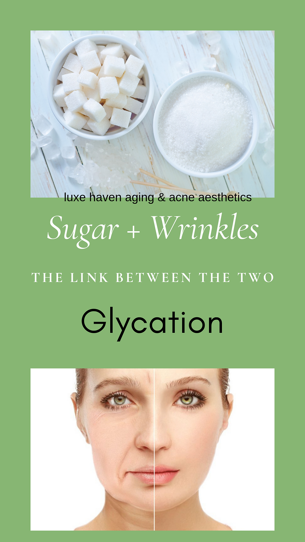 Glycation aging