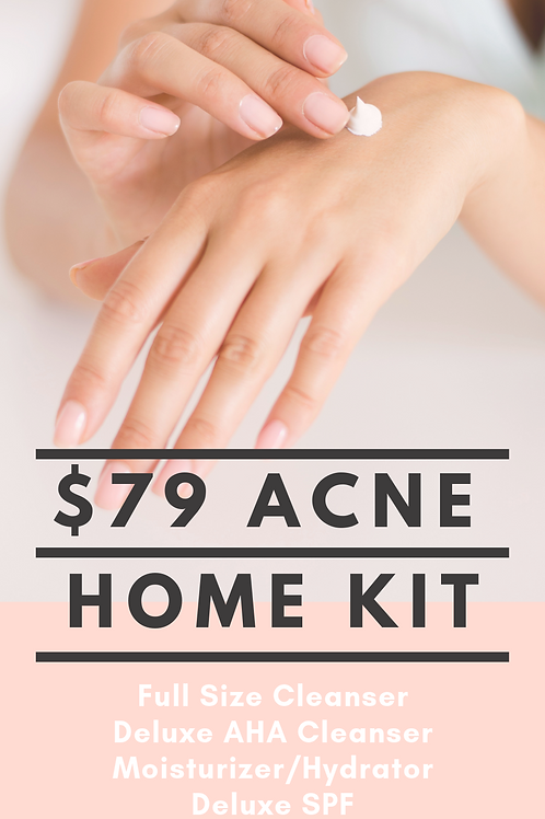$79 Signature Acne Skin Care Kit