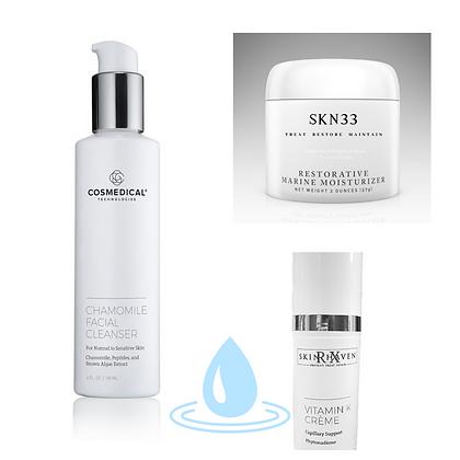 Accutane Healing Skincare Kit