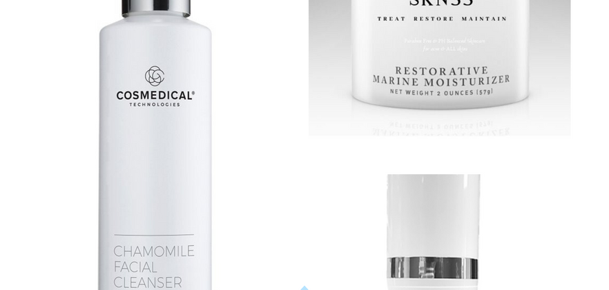 Healing skincare Luxe Haven