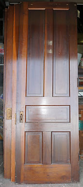 5-Panel Interior Door No Hardware