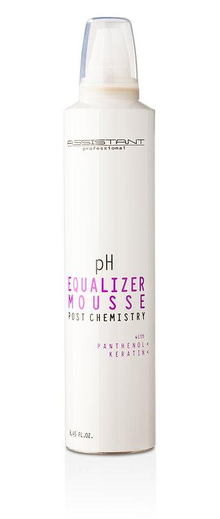 """Мусс завершающий процесс окрашивания """"pH Equalizer Mousse"""""""