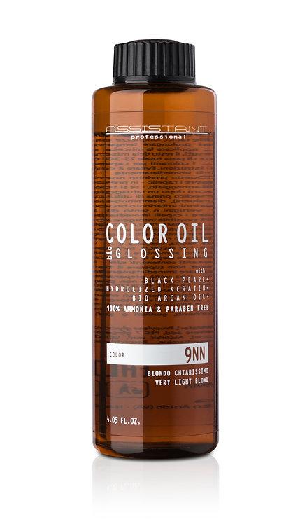 "Масляный краситель""Color Bio Glossing"" Шоколадные оттенки"
