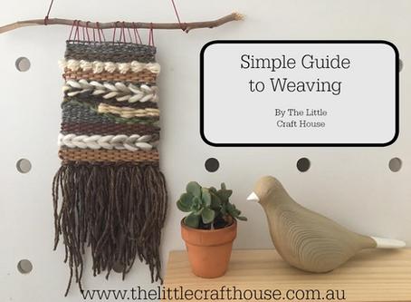 Simple Weaving