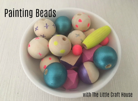 Painting Beads