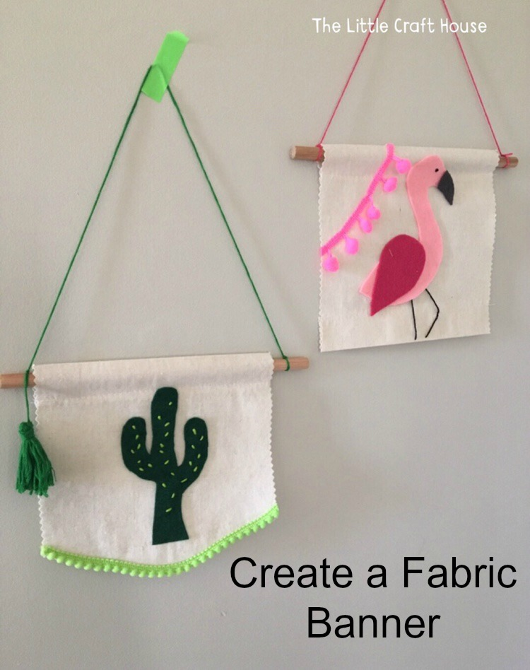 Create your own Fabric Banner