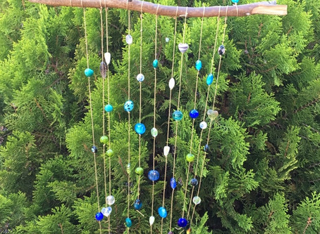 Make a Beaded Sun Catcher
