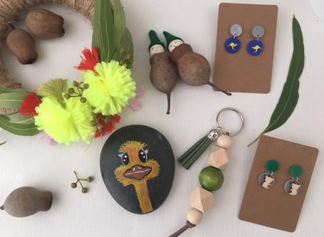 Handmade Australia Day