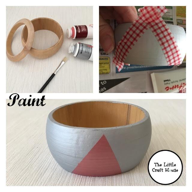 Painted Bangle