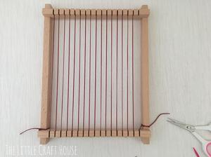 Weaving Loom - Warp