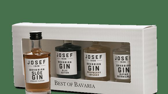 Best of Bavaria – JOSEF Bavarian Gin's