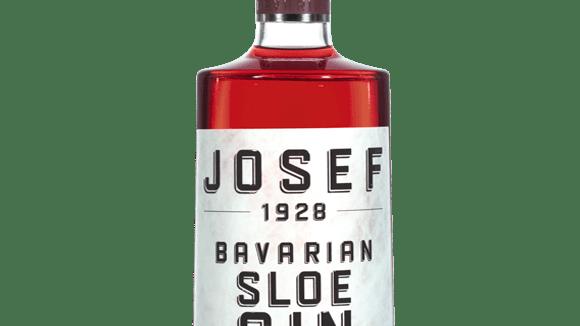 Josef 1928 Bavarian Sloe Gin Straight Flavour 0,5 Liter 25 % Vol