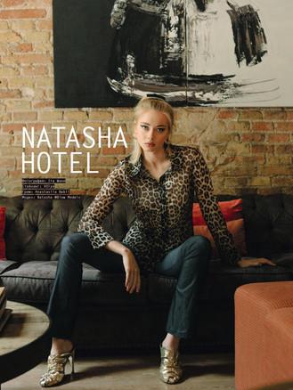 """""""Natasha Hotel"""" GRAZIA BULGARIA & COSMOPOLITAN SERBIA"""