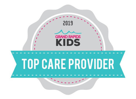 GRKids – 2019 Top Providers - #1 Postpartum Doula