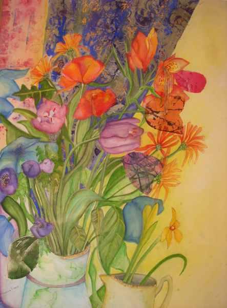Spring Flowers web