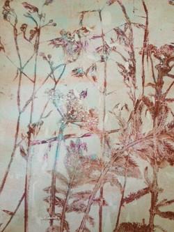 grasses printing