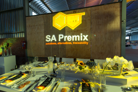 SA Premix Launch