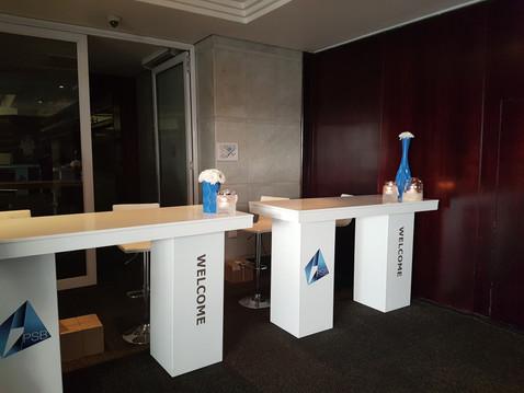 VIP Registration Table