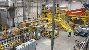 Factory automation, industrial contractor, factory equipment, automation, robotics