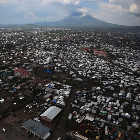 The fury of Nyiragongo returns (May 2021)